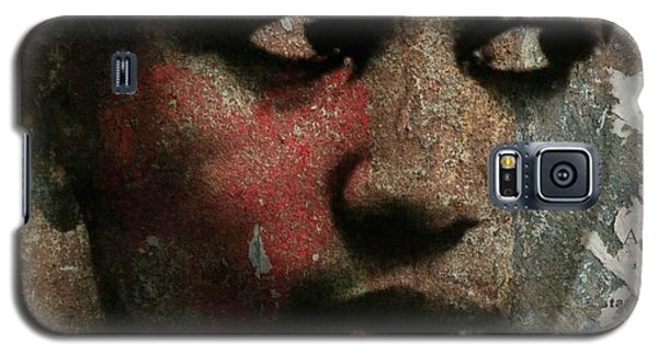Rhythm And Blues Galaxy S5 Case - Aretha Franklin - Tribute by Paul Lovering