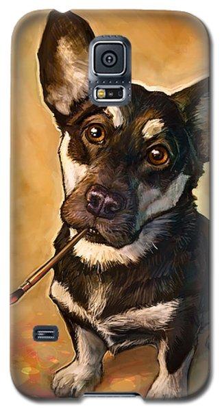 Portraits Galaxy S5 Case - Arfist by Sean ODaniels