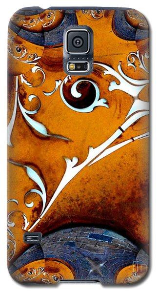 Arfully Inclined Galaxy S5 Case by Natalie Ortiz