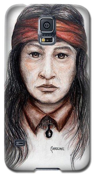 Arizona Apache Galaxy S5 Case