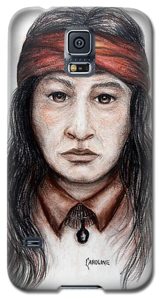 Arizona Apache Galaxy S5 Case