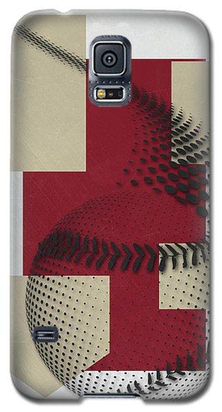 Arizona Diamondbacks Art Galaxy S5 Case by Joe Hamilton