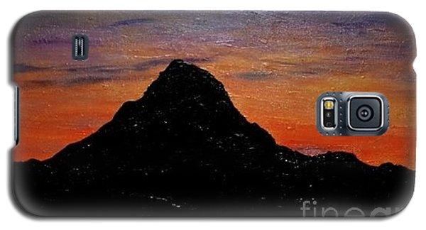 Arizona Heat Galaxy S5 Case by Lori Jacobus-Crawford