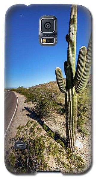 Arizona Highway Galaxy S5 Case by Ed Cilley