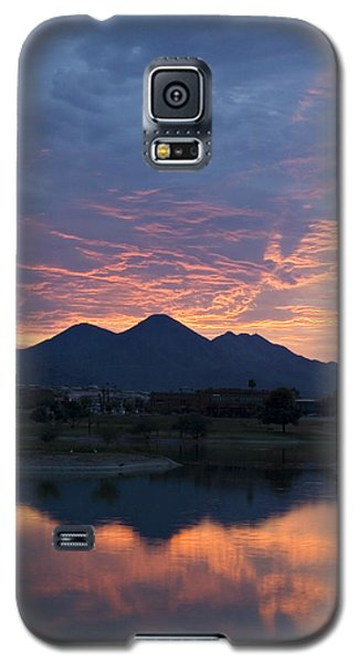 Arizona Sunset 2 Galaxy S5 Case
