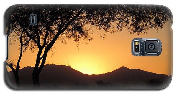 Arizona Sunset Galaxy S5 Case