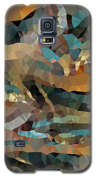 Arizona Triangles Galaxy S5 Case