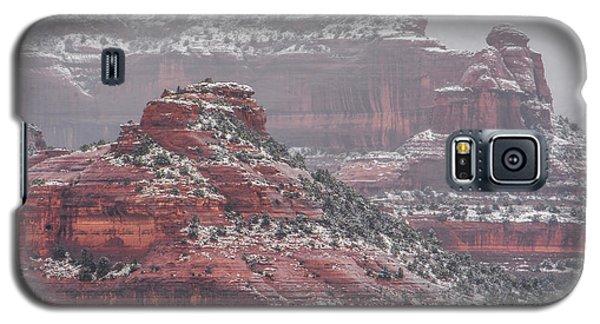 Arizona Winter Galaxy S5 Case