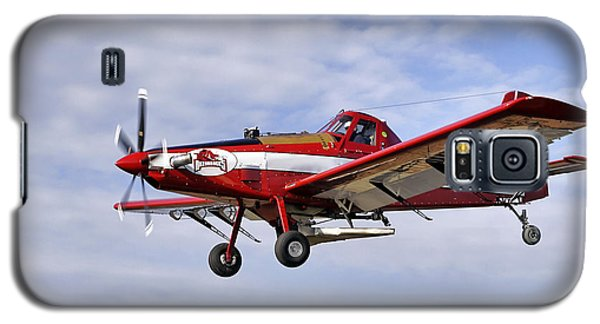 Arkansas Razorbacks Crop Duster Galaxy S5 Case
