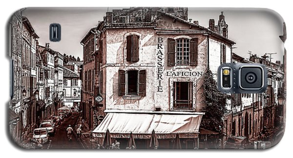 Arles, France, In Sepia Galaxy S5 Case