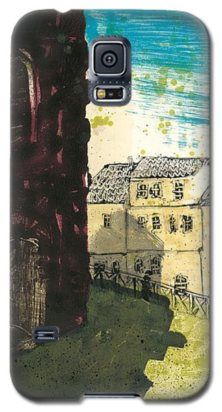 Arles Near Arena Provence Galaxy S5 Case by Martin Stankewitz