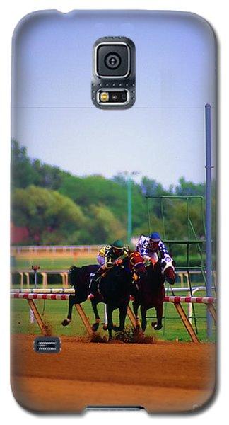 Arlington Park Finish Line Galaxy S5 Case