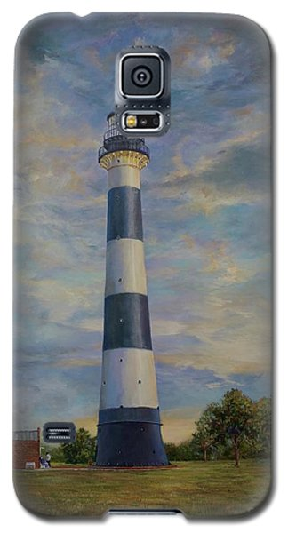 Armadillo And Lighthouse Galaxy S5 Case