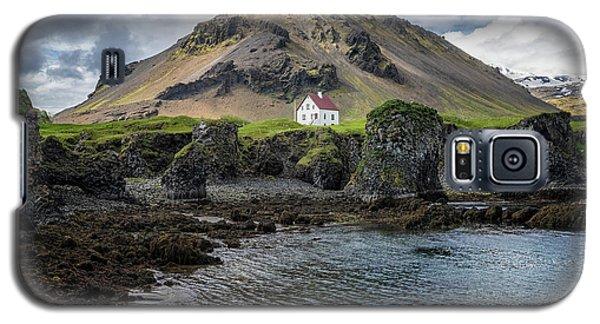 Arnarstapi House Galaxy S5 Case