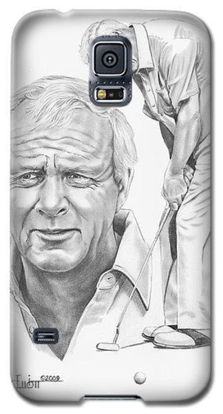 Arnold Palmer Galaxy S5 Case by Murphy Elliott