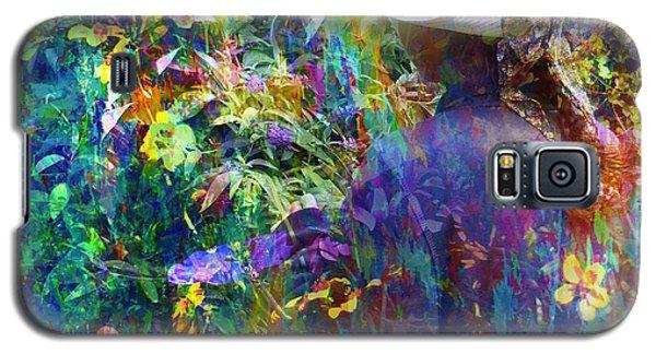 Aromatherapy Galaxy S5 Case