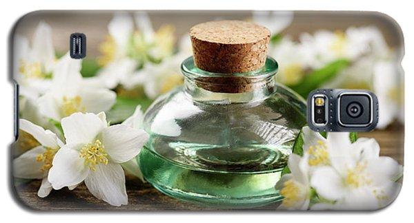 Aromatic Oil Galaxy S5 Case