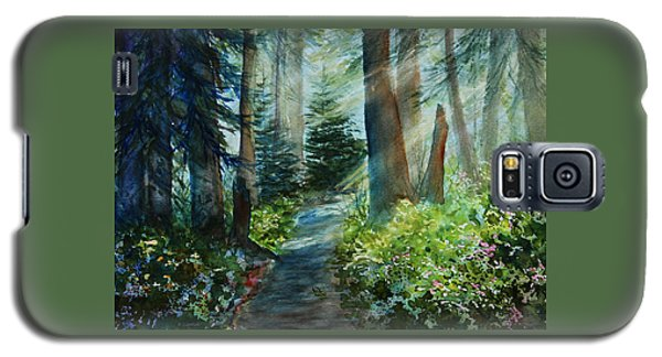Around The Path Galaxy S5 Case