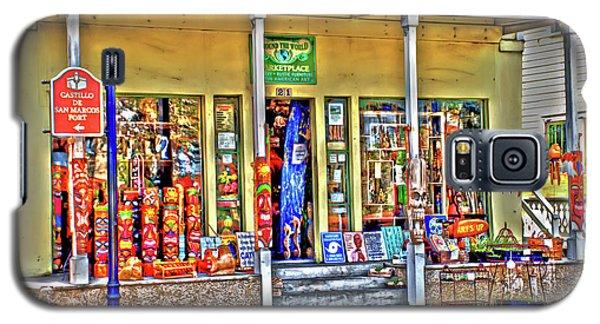 Around The World Marketplace Saint Augustine Galaxy S5 Case