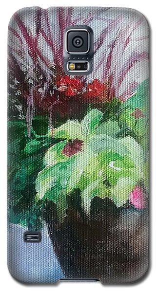 Arrangement Galaxy S5 Case