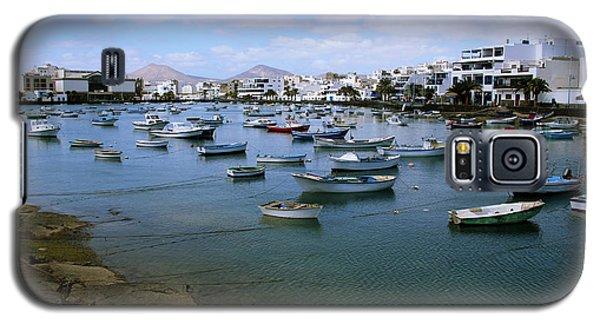 Canary Galaxy S5 Case - Arrecife - Lanzarote by Cambion Art