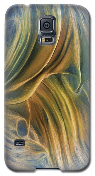 Arrhythmia And Blues Galaxy S5 Case