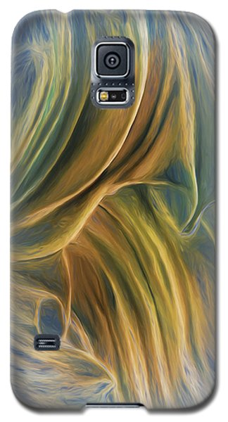 Arrhythmia And Blues Galaxy S5 Case