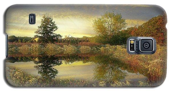 Arrival Of Dawn Galaxy S5 Case