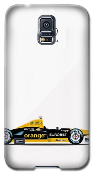 Arrows Asiatech A22 F1 Poster Galaxy S5 Case