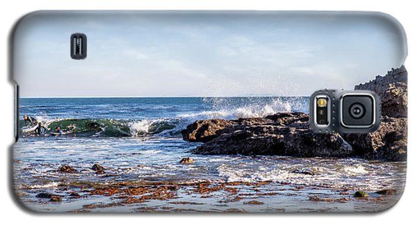 Arroyo Sequit Creek Surf Riders Galaxy S5 Case
