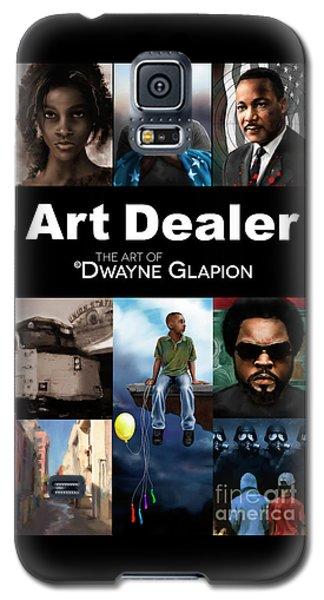 Art Dealer Promo 1 Galaxy S5 Case