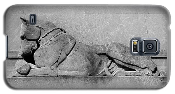 Art Deco Great Dane Galaxy S5 Case by Richard Ortolano