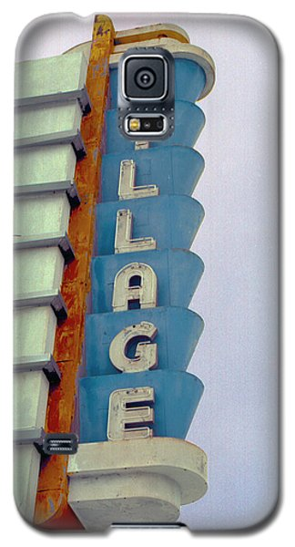 Galaxy S5 Case featuring the photograph Art Deco Village by Matthew Bamberg