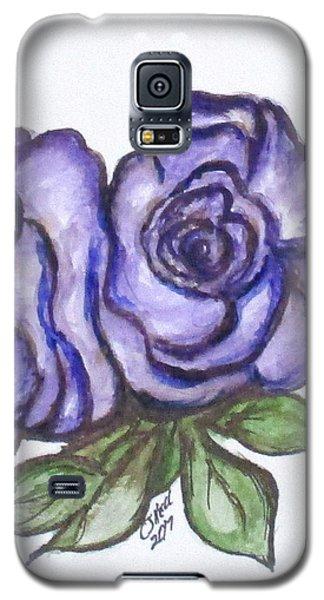 Art Doodle No. 26 Galaxy S5 Case