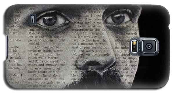 Art In The News 95-steve Prefontaine Galaxy S5 Case