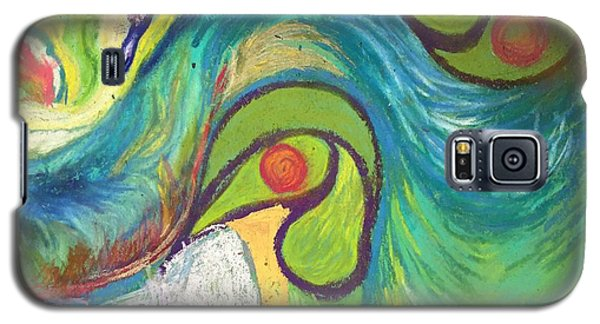 Art Journaling Galaxy S5 Case