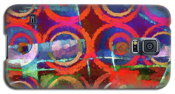 Art Poster Paint Galaxy S5 Case