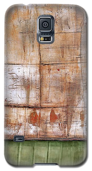 Art Print Abstract 35 Galaxy S5 Case
