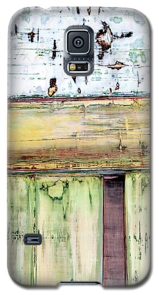 Art Print Abstract 52 Galaxy S5 Case