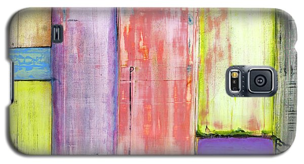 Art Print Abstract 47 Galaxy S5 Case
