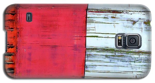 Art Print Abstract 75 Galaxy S5 Case