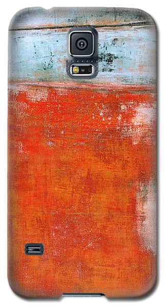 Art Print Abstract 8 Galaxy S5 Case