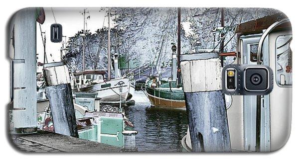 Art Print Boat 2 Galaxy S5 Case