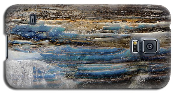 Art Print Cliff 1 Galaxy S5 Case