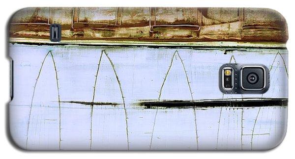 Art Print Malibu Galaxy S5 Case