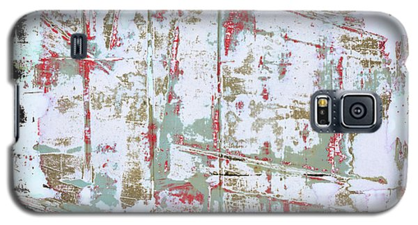 Art Print Square 9 Galaxy S5 Case