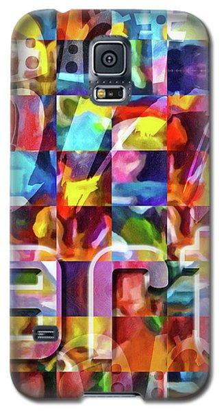 Art Type Galaxy S5 Case
