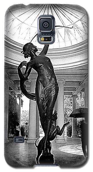 Galaxy S5 Case featuring the photograph Artemis At Huntington Library by Lori Seaman