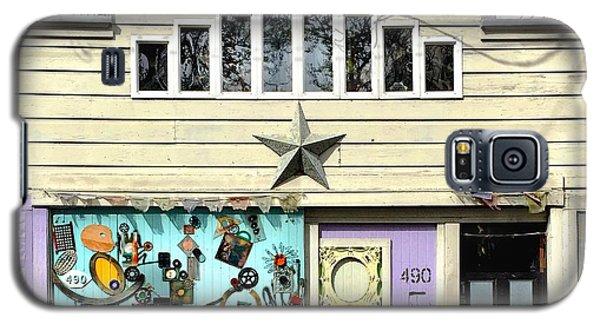 Artful Door Galaxy S5 Case by Julie Gebhardt