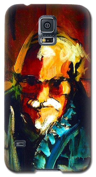 Artie Galaxy S5 Case by Les Leffingwell